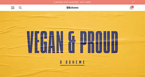 Bourgeois Boheme UK