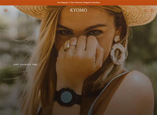 Kyomo Watch