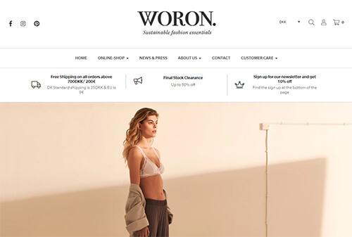 WORON