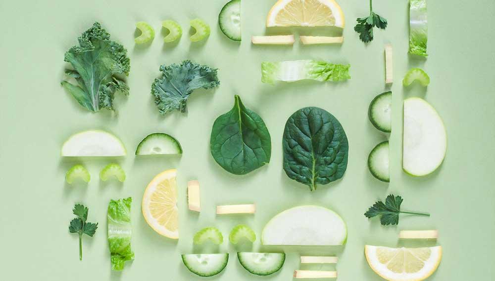 グリーン野菜