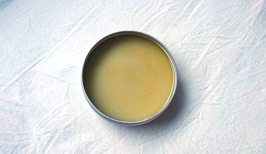 手作りヴィーガン・ボディクリームの作り方-植物油とシアバターのシンプルレシピ