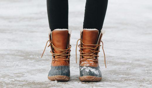 冬の北欧、どんな靴を履けばいい?フィンランド在住者おすすめ2足(レディース)