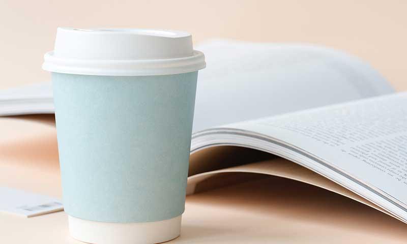 休み時間とコーヒー