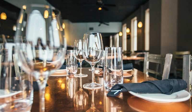 食事会のマナー