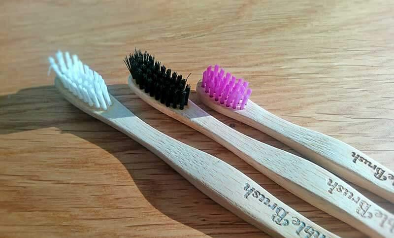 ハンブル・ブラッシュ 歯ブラシ