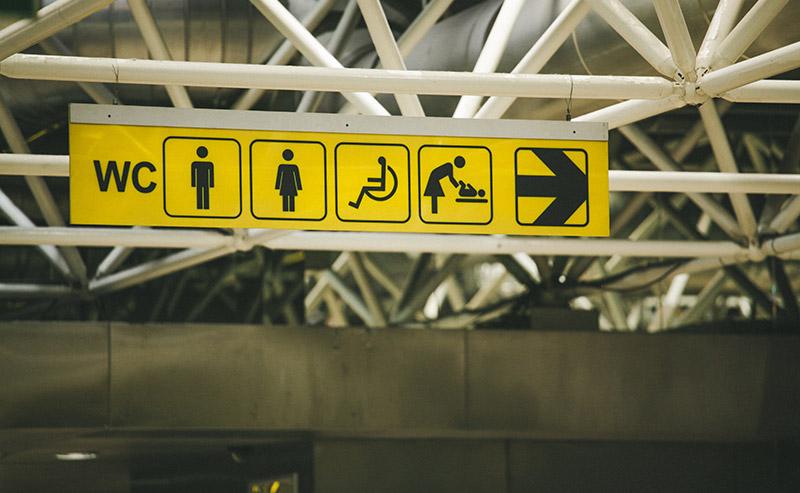 フィンランドのトイレは必ずしも有料ではない