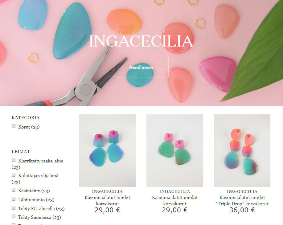 Ingacecilia