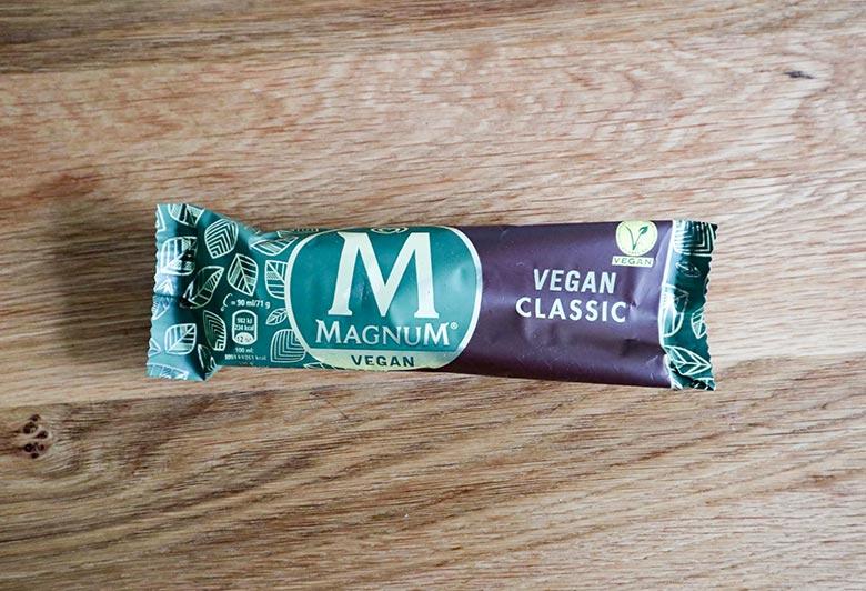 スーパーで買えるMagnumヴィーガンアイス