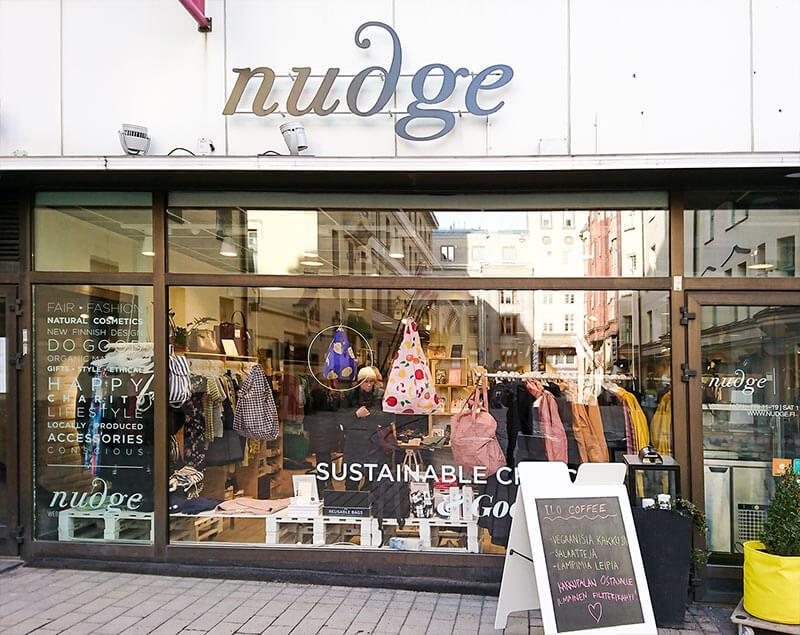 Nudge Helsinki