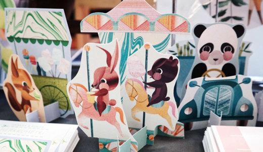 【オウル】フィンランドの新進気鋭デザイナーの即売会「デザイントリ」へ行ってきました