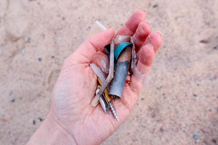 その他のプラスチックゴミ