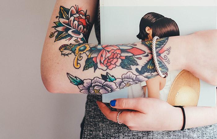 入れ墨が一般的なフィンランド