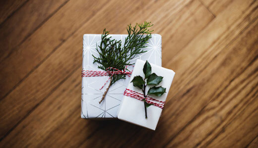 【簡単】クリスマス・プレゼントをエコにする5つの工夫
