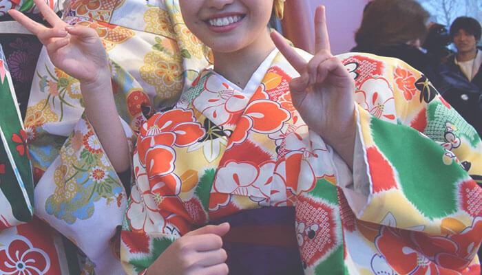 日本人のピース